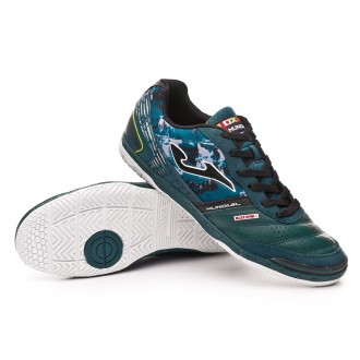 Futsal Boot  Joma Mundial Turquoise-Navy