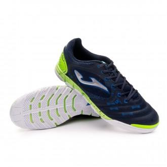 Futsal Boot  Joma Liga 5 Navy