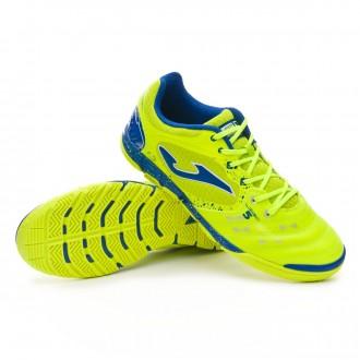 Futsal Boot  Joma Liga 5 Lime