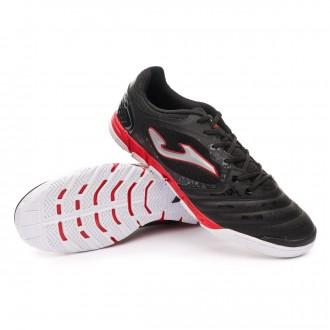 Futsal Boot  Joma Liga 5 Black-Red