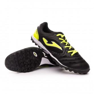 Football Boot  Joma Liga 5 Turf Black-Lime