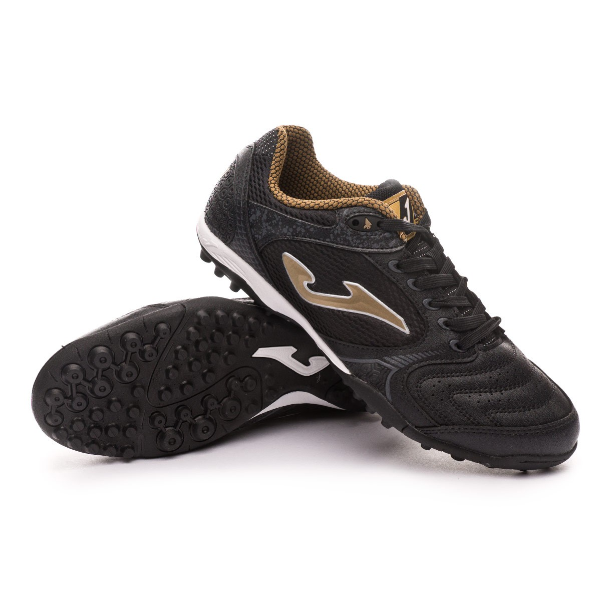 Football Boot Joma Dribling Turf Black