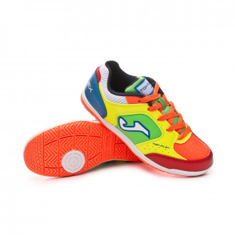 Chaussure de futsal  Joma Top Flex Niño Multicolor