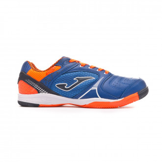 Zapatilla  Joma Dribling Niño Blue-Orange