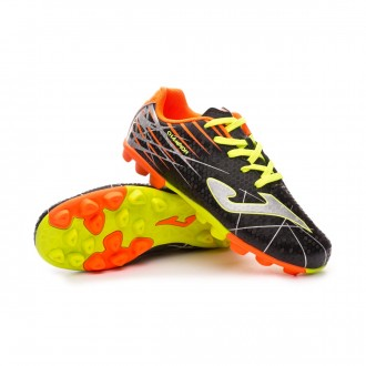 Football Boots  Joma Kids Champion AG  Black