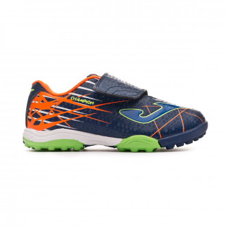 Football Boot  Joma Champion Niño Velcro Navy-Blue