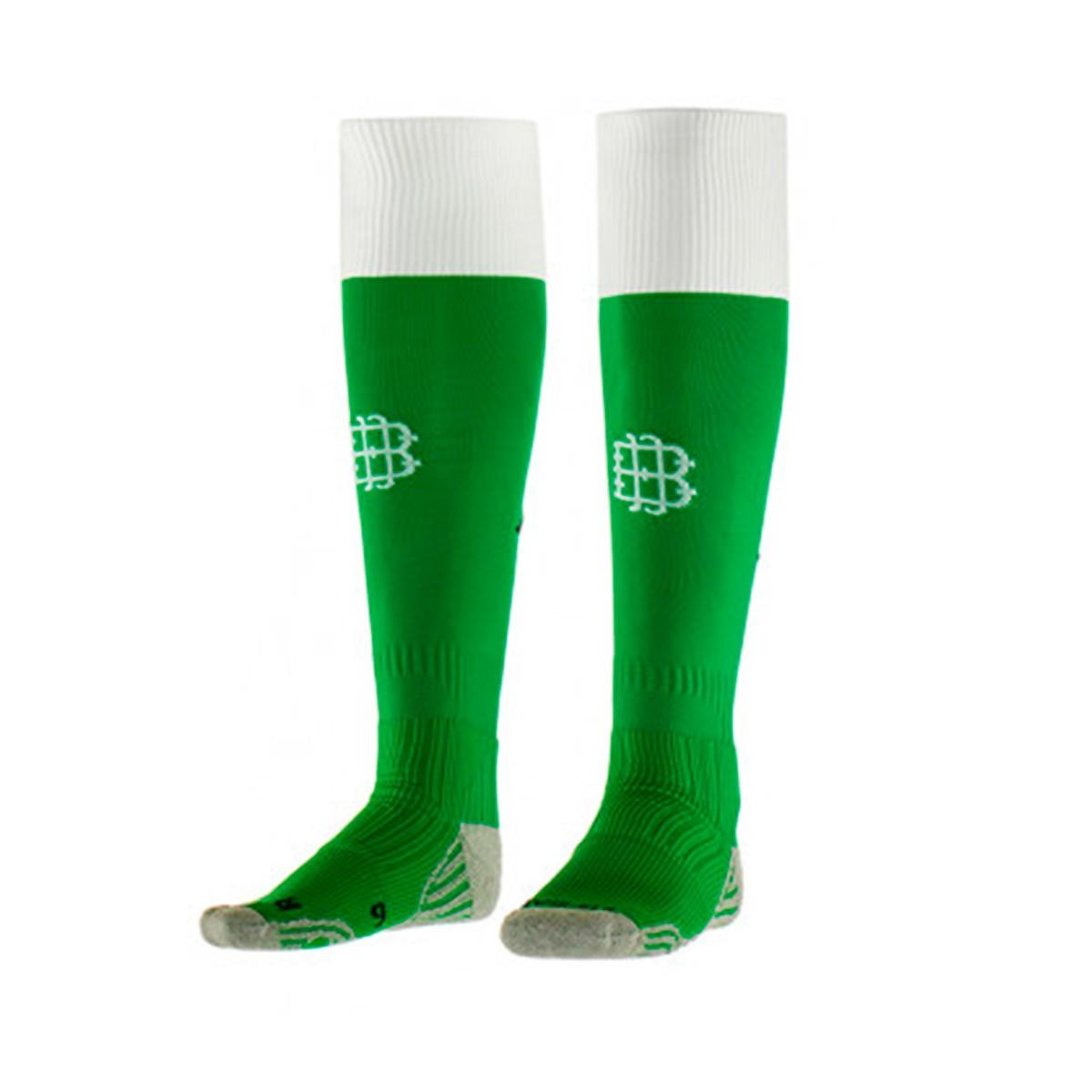 78b569a91c9a2 Football Socks Kappa Real Betis Balompié 2018-2019 Green-White ...