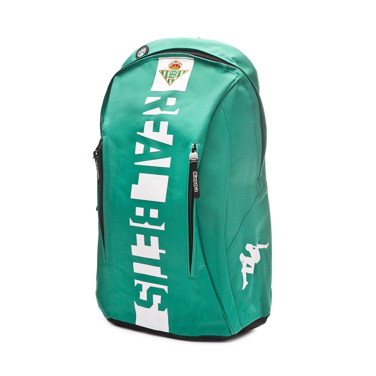 Backpack Kappa Real Betis Balompié 2018-2019 Green - Football store Fútbol  Emotion 56c3d7dcc9f7f