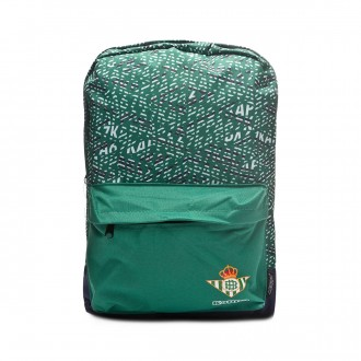 Backpack  Kappa Real Betis Balompié 2018-2019 Green-Blue marine