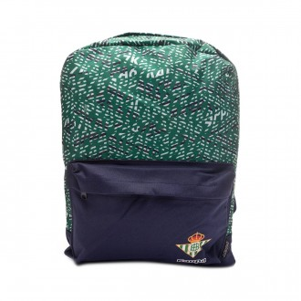Backpack  Kappa Real Betis Balompié 2018-2019 Blue marine-Green