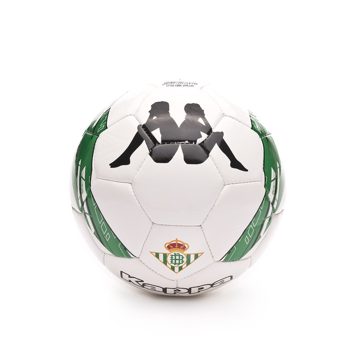 9518d08534 Ball Kappa Mini Real Betis Balompié 2018-2019 White-Green - Football store  Fútbol Emotion