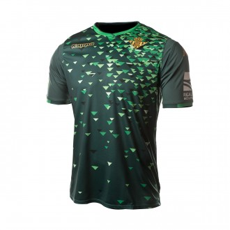 Jersey  Kappa Real Betis Balompié 2018-2019 Away Dark green