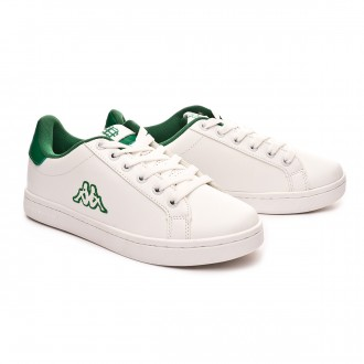 Trainers  Kappa Kids Real Betis Balompié 2018-2019 White-Green