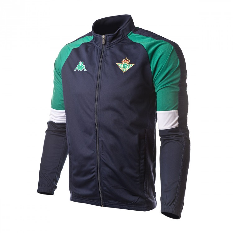 Chaqueta 2019 Green Balompié 2018 Blue Real Betis Marine 0vN8mnw