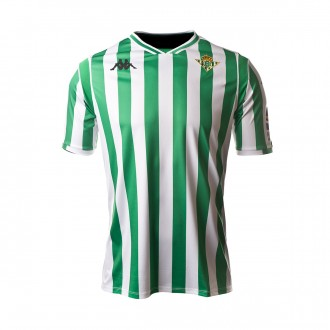 Jersey  Kappa Real Betis Balompié 2018-2019 Home White-Green
