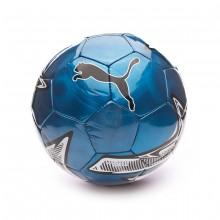 Balón Puma One Laser Sodalite Blue-Silver-Puma Black