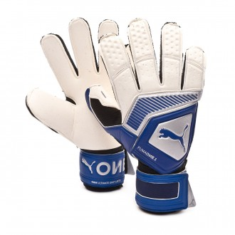 Glove  Puma Puma One Grip 1 RC Sodalite Blue-Silver-Peacoat