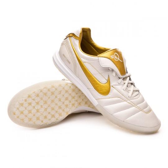 mezcla Oral entonces  Zapatilla Nike Tiempo Lunar Legend VII Elite 10R IC Metallic  summit-Metallic Gold - Tienda de fútbol Fútbol Emotion
