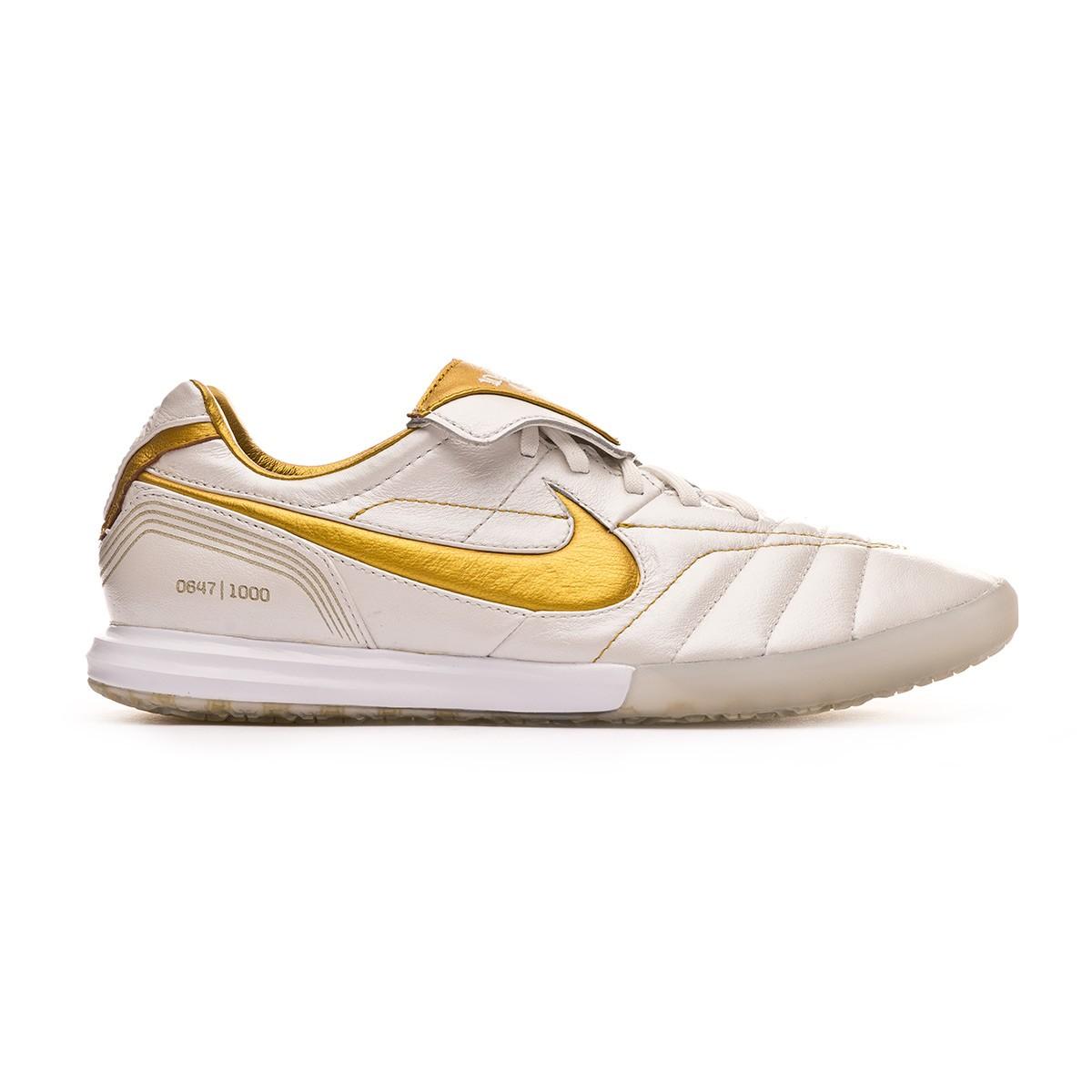 214b6a0c5 Futsal Boot Nike Tiempo Lunar Legend VII Elite 10R IC Metallic  summit-Metallic Gold - Tienda de fútbol Fútbol Emotion