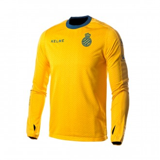 Sweatshirt  Kelme RCD Espanyol Training 2018-2019 Yellow
