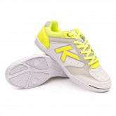 Futsal Boot Precision Elite Exclusiva White-Volt
