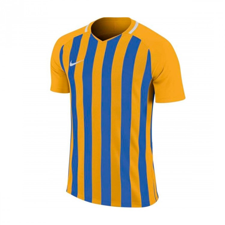 Jersey Nike Striped Division III m c University gold-Royal blue ... d02ea74638b6b