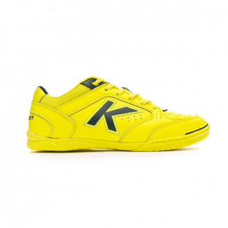 Chaussure de futsal  Kelme Precision Elite 2.0 Amarillo neon