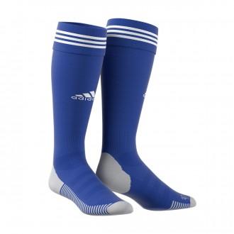 Football Socks  adidas Adisock 18 Bold blue-White