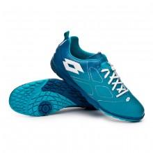 Football Boot Maestro 700 Turf Blue bird-White