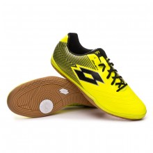 Futsal Boot Solista 700 II ID Safety yellow-Black