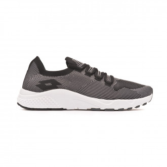 Baskets Lotto Breeze LF All black-Light asphalt