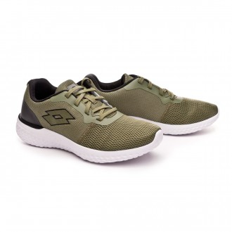 Trainers  Lotto Evolight Deep lichen green-All black