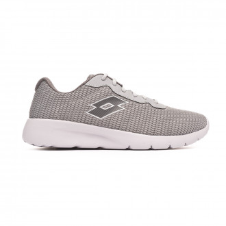 Trainers  Lotto Megalight III NY Cool gray-Gravity titan-Silver metal