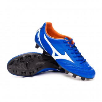 Boot  Mizuno Monarcida Neo Select Reflex blue-White-Red orange