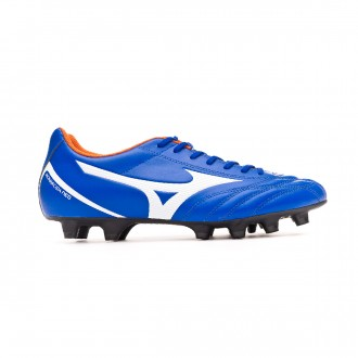 Football Boots  Mizuno Monarcida Neo Select Reflex blue-White-Red orange