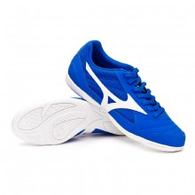 Futsal Boot Sala Club 2 IN Blue-White-Yellow