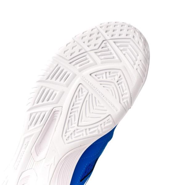 a49c456a80f4 Futsal Boot Mizuno Sala Classic 2 IN Blue-White-Yellow - Tienda de fútbol  Fútbol Emotion
