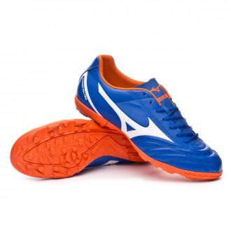 Zapatilla  Mizuno Monarcida Neo Select AS Reflex blue-White-Red orange
