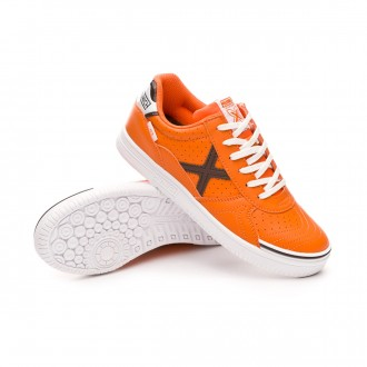 Futsal Boot  Munich Kids G3 Profit  Orange