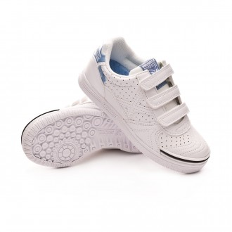 Futsal Boot  Munich Kids G3 Profit Velcro  White