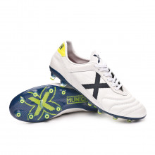 Football Boots Mundial 2.0 White-Navy blue