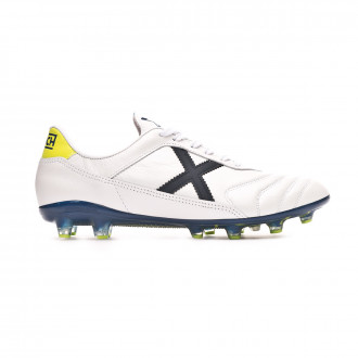Football Boots Munich Mundial 2.0 White-Navy blue