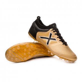 Football Boots  Munich Tiga Football AG Golden-Black