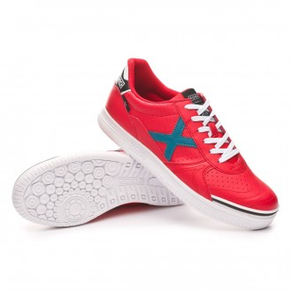 Futsal Boot  Munich G3 Profit Red-Blue