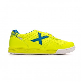 Futsal Boot  Munich G3 Lime-Blue