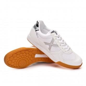 Sapatilha de Futsal  Munich G3 Branco