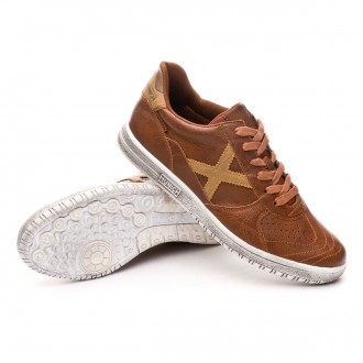 Futsal Boot  Munich G3 Jeans Brown