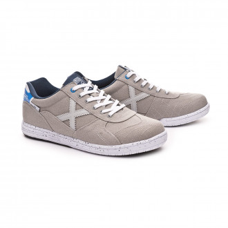 Zapatilla  Munich G3 Canvas Gris