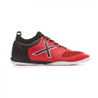 Futsal Boot  Munich Tiga Indoor Red-Black