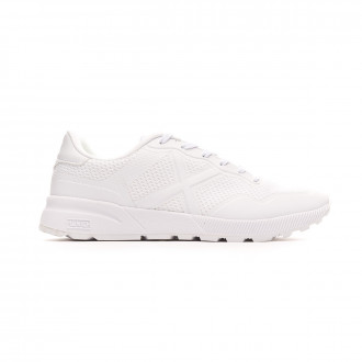 Trainers  Munich Fuel White